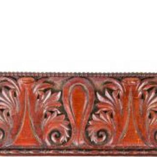 single-sided historically important hand-carved h.i. cobb-designed