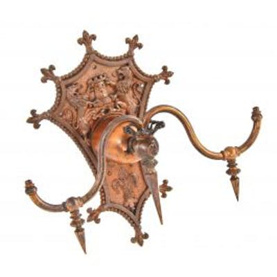 historically important all original late 19th century copper-plated