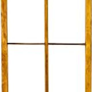 all original c. 1855 pre-fire chicago refinished white pine wood exterior