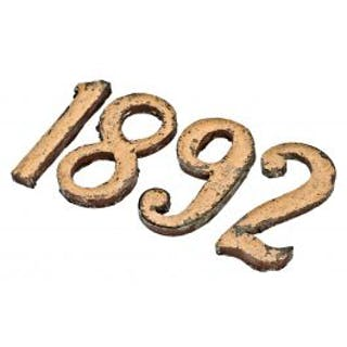 rare all original late 19th century exterior stamped or pressed metal