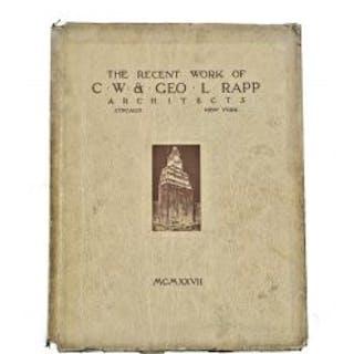 rare all original vintage publication of photographs in a softbound