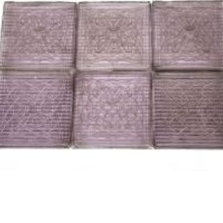"""six matching all original patented """"sun-purple"""" colored exterior american"""