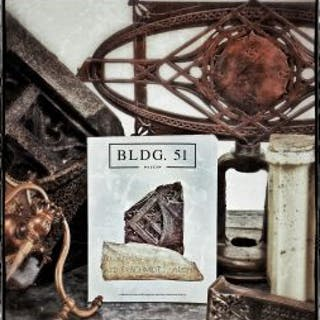first edition BLDG. 51 softbound Book: A Collection of Historically