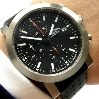 Mühle Glashütte MÜHLE HIGHTEC CHRONOGRAPH Full Set