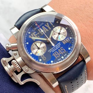 Graham Vee Day Chronograph Chronofighter Limited Edition of 100