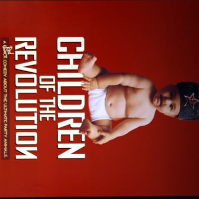 Children of the Revolution - Vintage Movie Posters