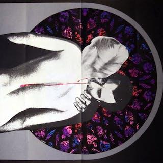 "Taste The Blood of Dracula - ""Une Messe Pour Dracula"" - Vintage Movie Posters"