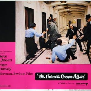 Thomas Crown Affair, The (1968) - Vintage Movie Posters