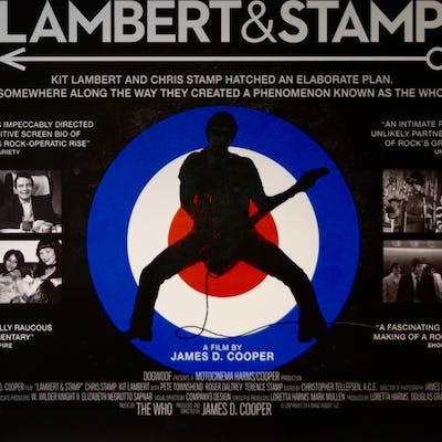 Lambert and Stamp - Vintage Movie Posters