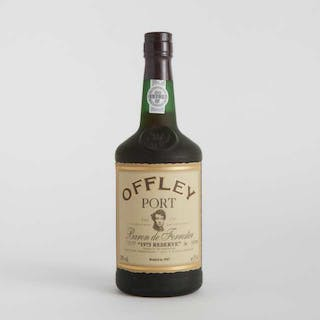 OFFLEY PORT BARON DE FORRESTER VERY OLD TAWNY (ONE) -