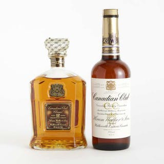 CANADIAN CLUB CANADIAN WHISKY NAS (ONE 710 ML) CANADIAN CLUB CLASSIC