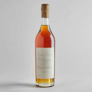 GRAND MARNIER-LAPOSTOLLE PETITE CHAMPAGNE COGNAC DISTILLED:1848 BOTTLED:1942
