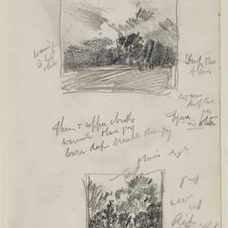 JAMES EDWARD HERVEY MACDONALD, O.S.A., R.C.A. - HIGH PARK; TOGETHER