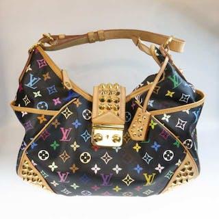 Louis Vuitton Multi-coloured Monogram Chrissie Handbag GM -