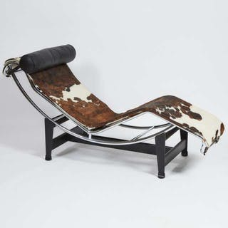 Le Cobusier LC4 Chaise Lounge by Cassina, Italy, c.1984 -