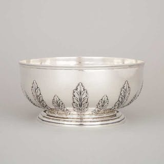 Canadian Silver Bowl, Henry Birks & Sons, Montreal, Que., c.1904-24 -