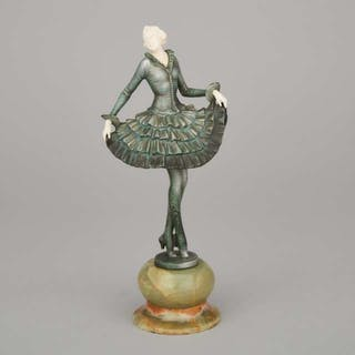 Leon Salat (fl. early 20th century) - DANCER