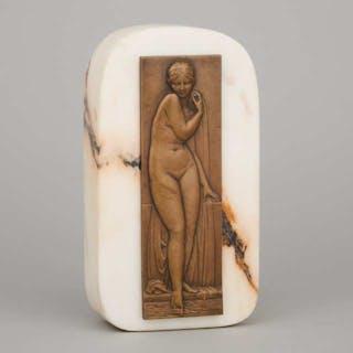 Pierre Turin (French, 1891–1968) - VENUS AT THE BATH