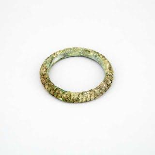 Greek or Roman Bronze Bracelet -