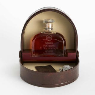 GRAND PATRÓN BURDEOS ANEJO TEQUILA (ONE 750 ML) -