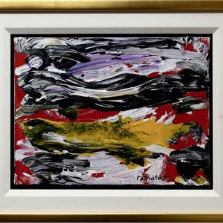 WILLIAM SMITH RONALD (CANADIAN, 1926-1998) -  KI KI (DE MONT PARNASSE)