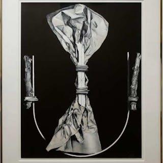 PAUL BÉLIVEAU (CANADIAN, 1954-) - DE L'HOMME DE NATURE A L'HOMME DE RAISON II