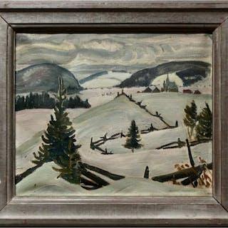 NAOMI JACKSON GROVES (CANADIAN, 1910-2001)   -