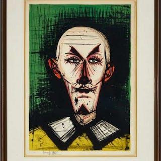 BERNARD BUFFET (FRENCH, 1928-1999)     - CIRQUE