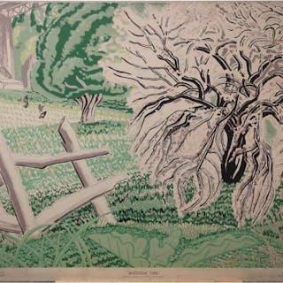 SAMPSON & MATTHEWS LTD. (ISABEL McLAUGHLIN, 1903-2002)  -  BLOSSOM TIME