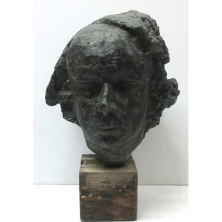 UNKNOWN (20TH CENTURY)     - HEAD BUST