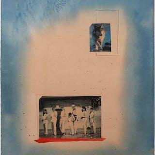 ANN BEAM (CANADIAN, 1944-)   -  STUDIES FOR THE MOTHERLINE