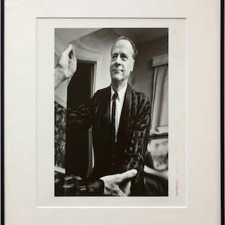 JOHN REEVES (CANADIAN, 1938-2016)     - MARSHALL MCLUHAN, 1967