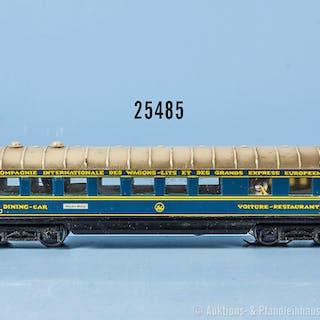 Märklin H0 346/2 J Typ 7 Internationaler Speisewagen mit Innenbeleuchtung
