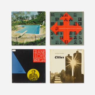 VARIOUS ARTISTS, collection of four records | Wright20.com