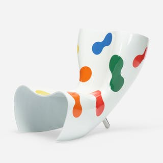 MARC NEWSON, Felt chair | Wright20.com