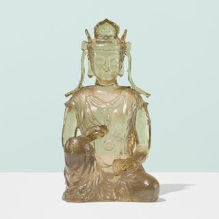 DOROTHY THORPE, Untitled (Buddha) | Wright20.com