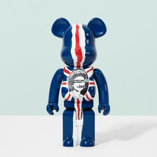 MEDICOM, God Save the Queen 1000% Be@rbrick | Wright20.com