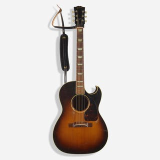 GIBSON, 1950 CF-100 acoustic guitar | Wright20.com