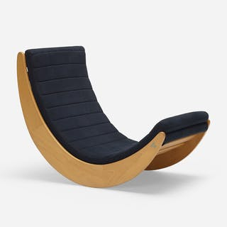 VERNER PANTON, Relaxer 2 rocking chair | Wright20.com