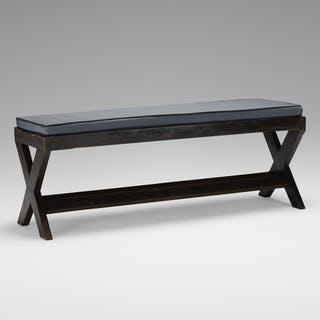 PIERRE JEANNERET, bench from the M.L.A. Flats building, Chandigarh