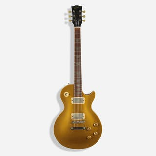 GIBSON, 1991 Les Paul Classic All Gold Goldtop electric guitar | Wright20.com