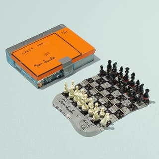 TOM SACHS, Chess Set | Wright20.com