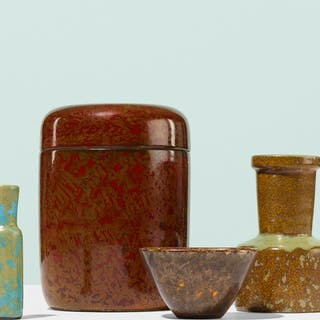 HANS HEDBERG, collection of four vessels | Wright20.com