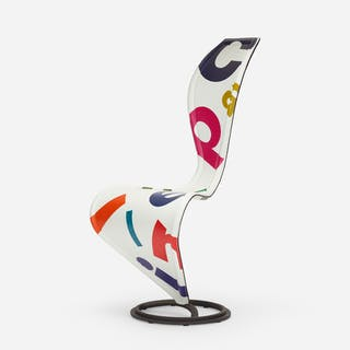 TOM DIXON, S-chair | Wright20.com