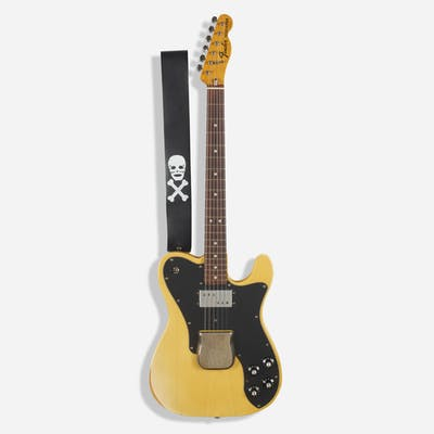 FENDER, 1973 Telecaster Deluxe electric guitar | Wright20.com