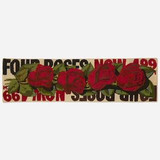 DOROTHY GREBENAK, Four Roses | Wright20.com
