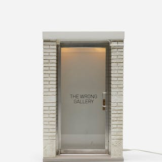 MAURIZIO CATTELAN, The Wrong Gallery | Wright20.com