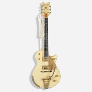GRETSCH, 2007 G6134T-LTV White Penguin electric guitar | Wright20.com