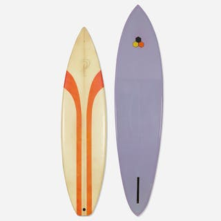 CHANNEL ISLANDS SURFBOARDS AND PURE PRESSURE SURF, surfboards, set