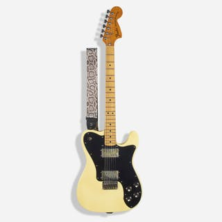 FENDER, 1975 Telecaster Deluxe electric guitar | Wright20.com
